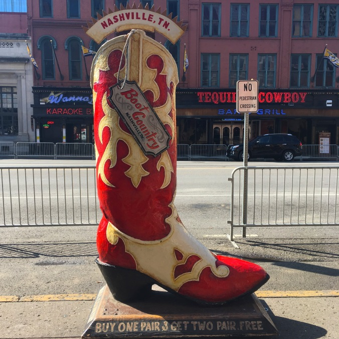 Boot on Broadway