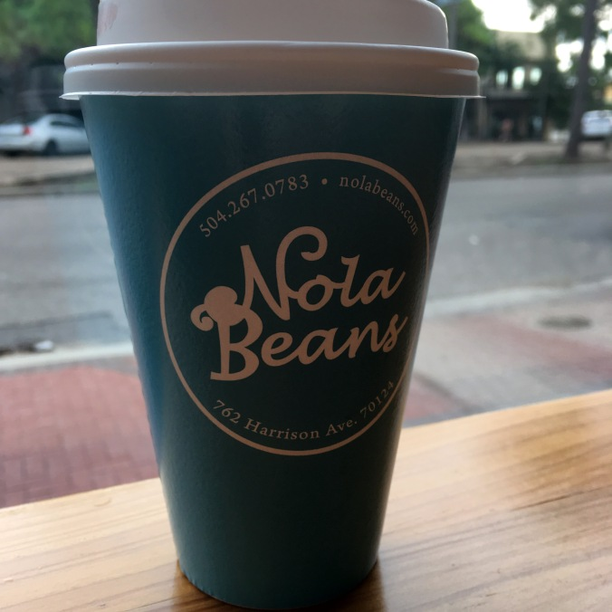 Nola Beans Cup